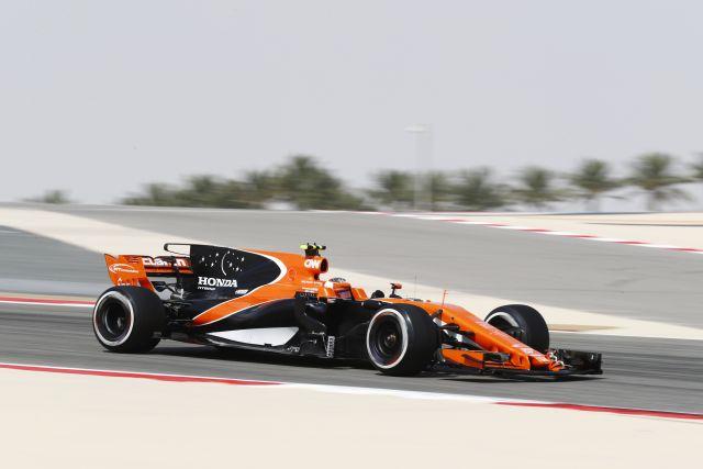 Stoffel Vandoorne Bahrain International Circuit, Sakhir, Bahrain.