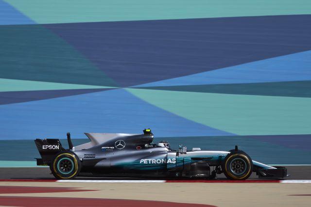 Formula One – Mercedes-AMG Petronas Motorsport, Bahrain GP 2017.